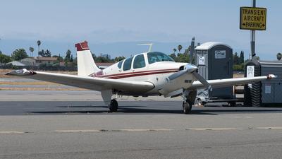 N9756Y - Beechcraft 35-B33 Debonair - Private