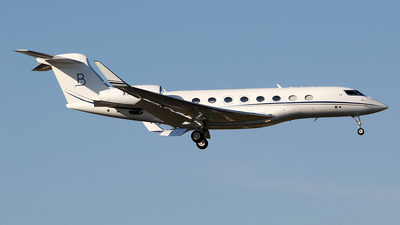 XA-BAL - Gulfstream G650 - Private