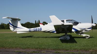 G-SBSB - Diamond DA-40NG Diamond Star - Private