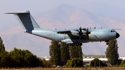TK.23-02 - Airbus A400M - Spain - Air Force