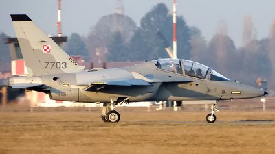 MT55211 - Alenia Aermacchi M-346 Master - Poland - Air Force