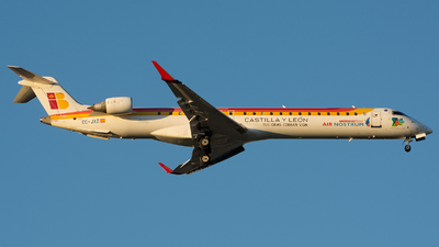 EC-JXZ - Bombardier CRJ-900ER - Iberia Regional (Air Nostrum)