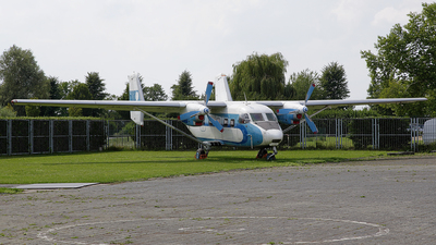 RA-3560K - Antonov An-28 - Private