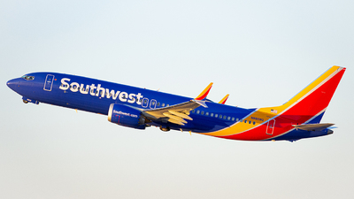 N8808Q - Boeing 737-8 MAX - Southwest Airlines