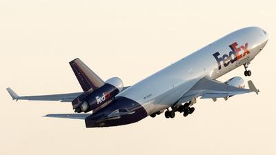 N589FE - McDonnell Douglas MD-11(F) - FedEx