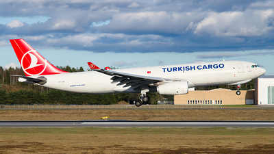 TC-JDS - Airbus A330-243F - Turkish Airlines Cargo
