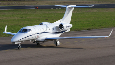 F-HPJL - Embraer 505 Phenom 300 - Private