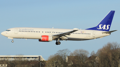 A picture of LNRPN - Boeing 737883 - [30470] - © Witold Ozimek