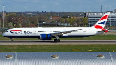 A picture of GZBKN - Boeing 7879 Dreamliner - British Airways - © M. Azizul Islam