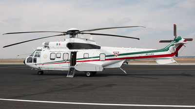 XC-LKO - Eurocopter EC 225LP Super Puma II+ - Mexico - Air Force