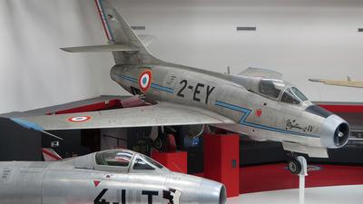 289 - Dassault MD.454 Mystère IVA - France - Air Force