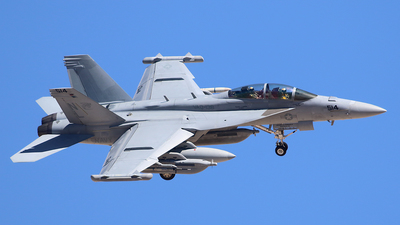 168389 - Boeing EA-18G Growler  - United States - US Navy (USN)