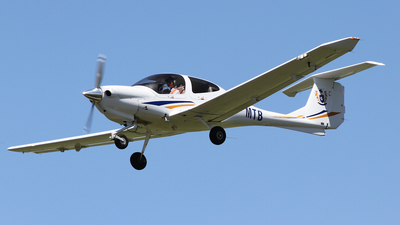 ZK-MTB - Diamond DA-40 Diamond Star XLS - Massey University School Of Aviation