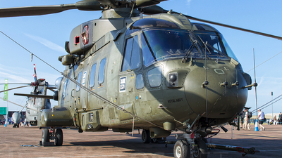 ZJ121 - Agusta-Westland Merlin HC.3 - United Kingdom - Royal Air Force (RAF)