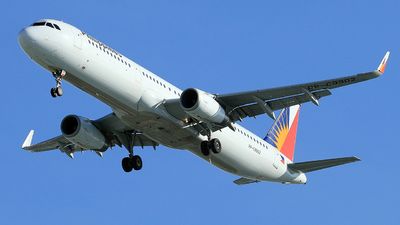RP-C9902 - Airbus A321-231 - Philippine Airlines