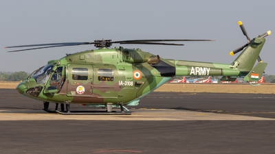 IA-3108 - Hindustan Aeronautics ALH Dhruv - India - Army