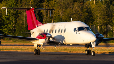 C-GCMY - Beech 1900D - Central Mountain Air