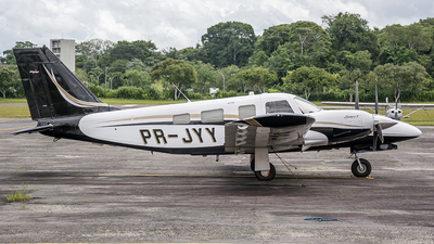 PR-JYY - Piper PA-34-220T Seneca V - Private