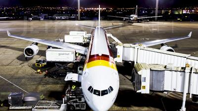 EC-JNQ - Airbus A340-642 - Iberia