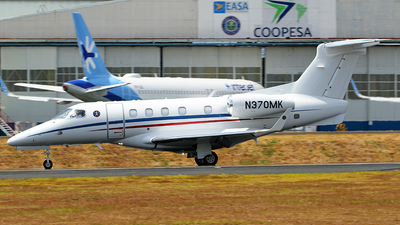 N370MK - Embraer 505 Phenom 300 - Private