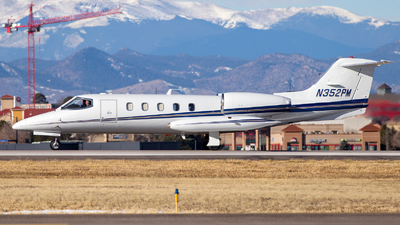 N352PM - Bombardier Learjet 35A - Private