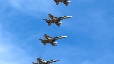 A21-18 - McDonnell Douglas F/A-18A Hornet - Australia - Royal Australian Air Force (RAAF)