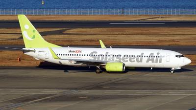 JA802X - Boeing 737-81D - Solaseed Air