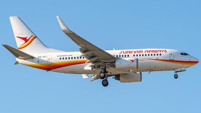 PZ-TCT - Boeing 737-752 - Surinam Airways