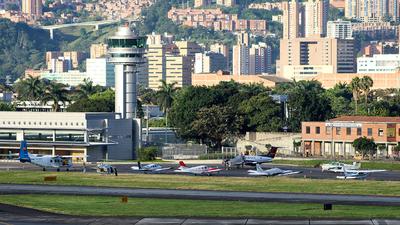 SKMD - Airport - Ramp