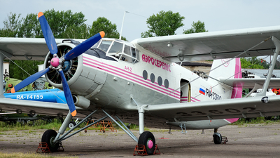RA-33602 - Antonov An-2 - Aeroservice