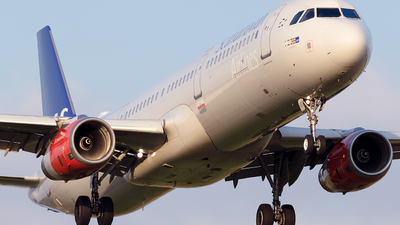 OY-KBE - Airbus A321-232 - Scandinavian Airlines (SAS)