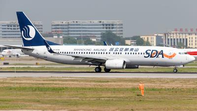 B-5118 - Boeing 737-85N - Shandong Airlines