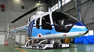 JA182A - Bell 505 Jet Ranger X - Japan - Coast Guard
