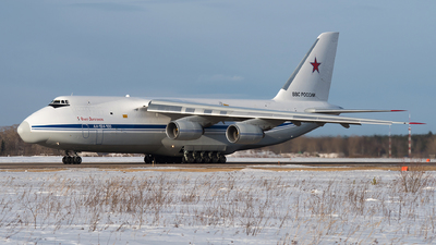 RF-82011 - Antonov An-124-100 Ruslan - Russia - Air Force
