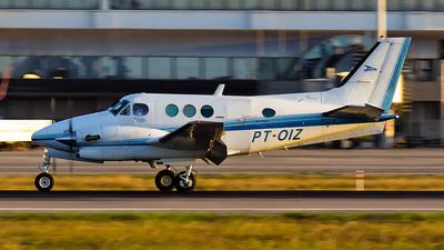 PT-OIZ - Beechcraft C90A King Air - Ceará Táxi Aéreo (CETA)