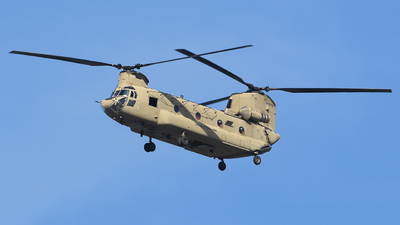 08-08751 - Boeing CH-47F Chinook - United States - US Army