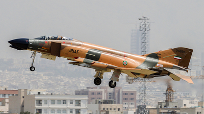 3-6690 - McDonnell Douglas F-4D Phantom II - Iran - Air Force