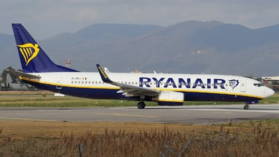 EI-DPJ - Boeing 737-8AS - Ryanair
