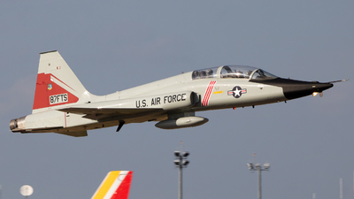 68-8121 - Northrop T-38A Talon - United States - US Air Force (USAF)