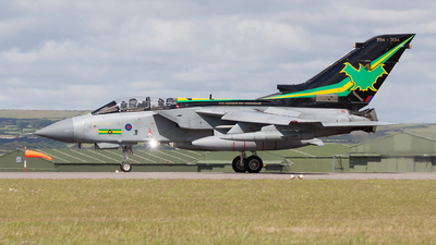 ZA456 - Panavia Tornado GR.4 - United Kingdom - Royal Air Force (RAF)