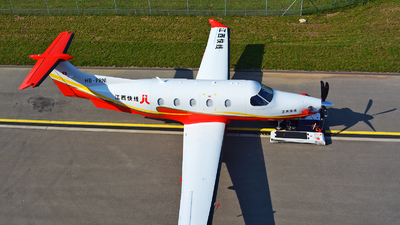 A picture of HBFRN - Pilatus PC12/47E -  - © Jeremy Denton