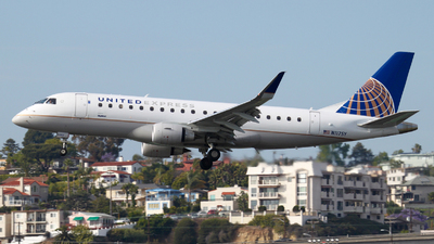 N117SY - Embraer 170-200LR - United Express (SkyWest Airlines)