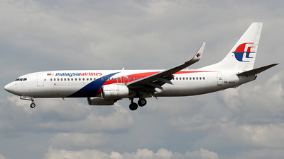 9M-MXN - Boeing 737-8H6 - Malaysia Airlines