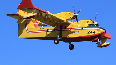 A picture of CGQBF - Canadair CL415 SuperScooper -  - © Guy Langlois