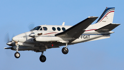 C-FGXT - Beechcraft C90A King Air - Canada - Department of Transport