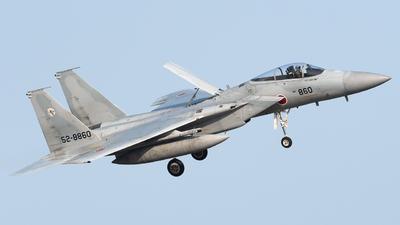 52-8860 - McDonnell Douglas F-15J Eagle - Japan - Air Self Defence Force (JASDF)