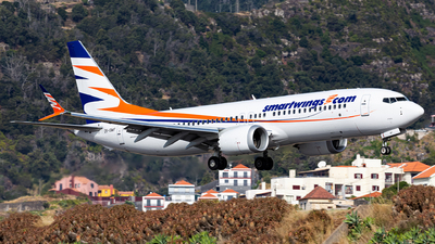 OK-SWF - Boeing 737-8 MAX - SmartWings
