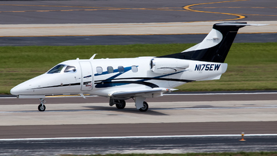 N175EW - Embraer 500 Phenom 100 - Private