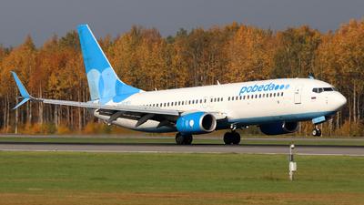 A picture of VQBTJ - Boeing 7378LJ - Pobeda - © Igor Dvurekov