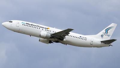 SX-MAI - Boeing 737-4K5 - Air Mediterranean